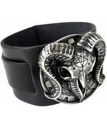 Alchemy De Inglaterra Engranajes Aiwass Muñeca Tira Pulsera Sagrado RAM Crowley - $52.48