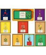 Forest Essential Bath & Body Hand Made Clear Sugar Soaps 10 Variants 125... - $21.48