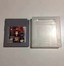 Judge Dredd Nintendo Game Boy Vintage 1995 Game Cartridge Only - $9.89