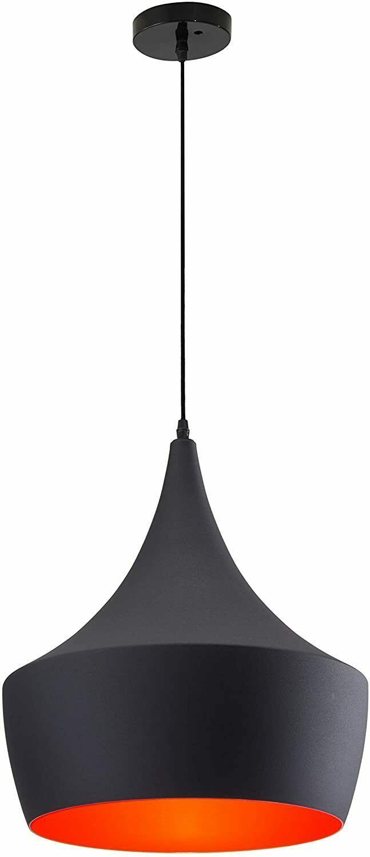 Zuo Copper Ceiling Lamp Matte Black - $308.54