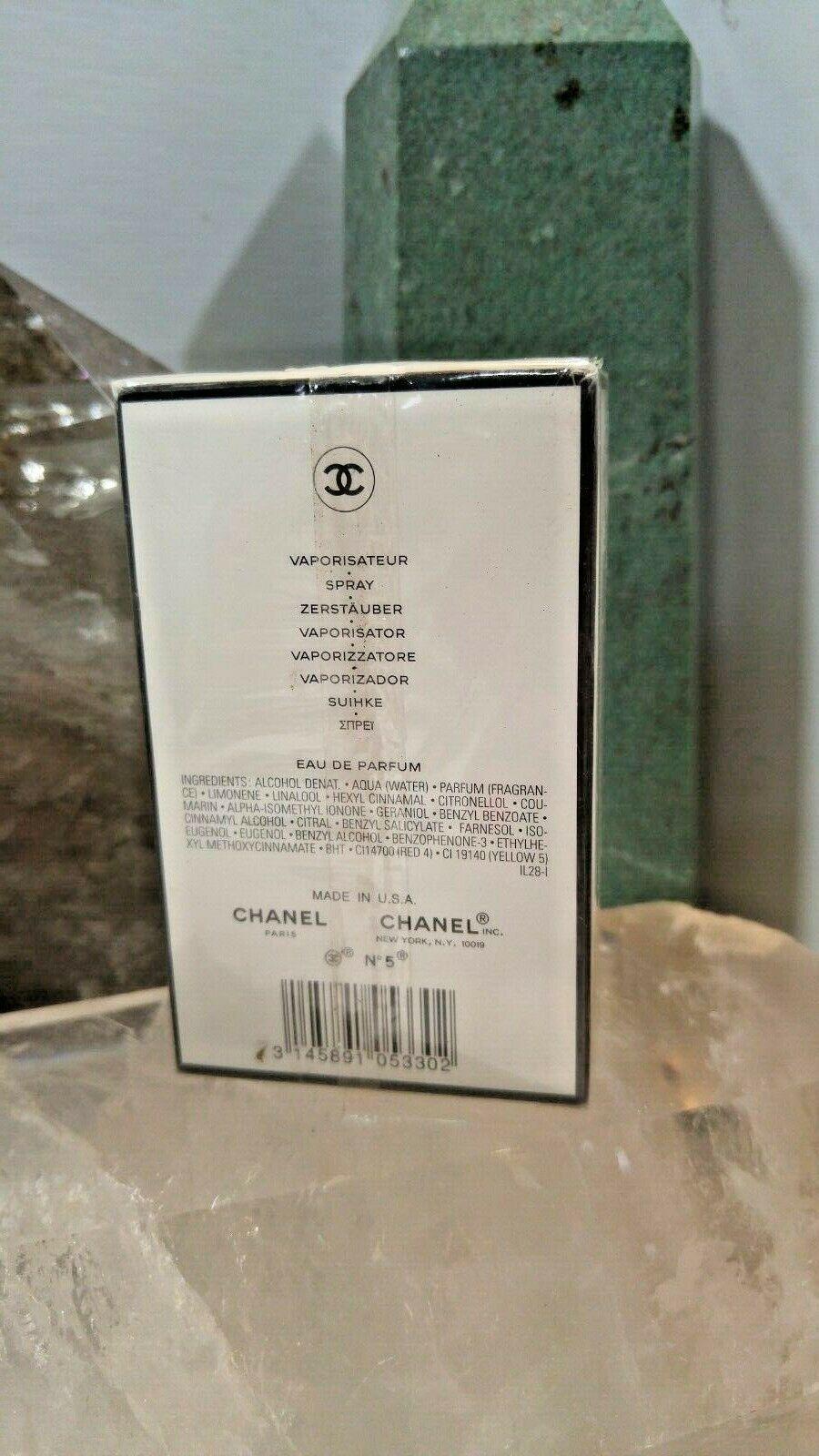 Chanel N°5 Eau Premiére Womens Perfume Full Size 1.7 fl. oz. SEALED