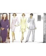 Non Découpé Butterick Patron Couture Robe Tunique Jupe Pantalons - $6.30
