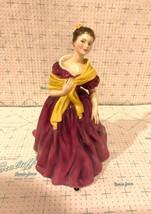 Royal Doulton Porcelain Figurine HN2152 Adrienne - $29.95