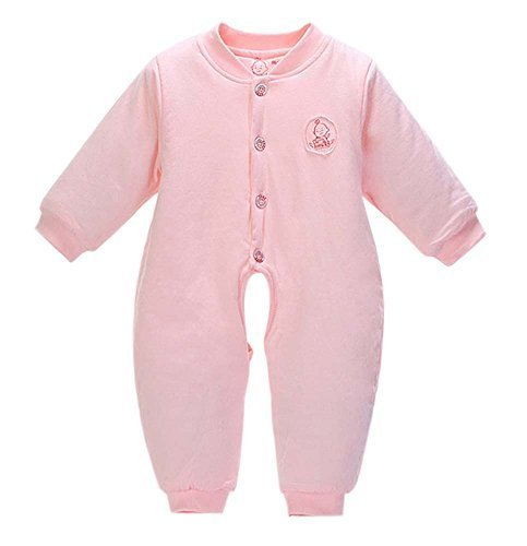 Baby Winter Soft Clothings Comfortable and Warm Winter Suits, 61cm/H