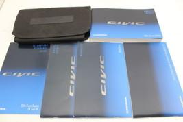 14 Honda Civic Sedan Vehicle Owners Manual Handbook Guide Set - $69.95