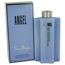 Angel Perfume By  THIERRY MUGLER  FOR WOMEN  7 oz Perfumed Body Lotion - $46.60