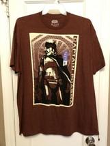 NEW STAR WARS  Men's  T-Shirt  Size XXL  (2XL) DARTH VADER - $13.85