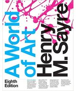 A World of Art 8th Edition by Henry M. Sayre Eb... - $8.00