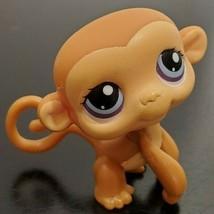 Hasbro Littlest Pet Shop Monkey Figurine - Loose - $6.31