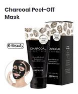 Absolute Charcoal PEEL OFF MASK  blackheads,whiteheads,sebum ,ACNE,LARGE... - $7.51