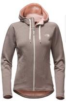 The North Face Women's NeedIt Hoodie Medium Grey Peach XL MSRP $149 - $99.99