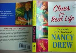 Jennifer Fisher's CLUES FOR LIFE Nancy Drew hcdj signed by author MINT C... - $20.00