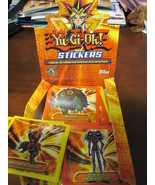 NEW Yu-Gi-Oh! GS Foil Stickers + SIX Color Mangas Lot! Makes a great YGO... - $449.99