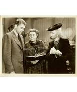 Ronald Reagan Marjorie Rambeau Jane Wyman Vintage Photo - $14.99