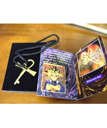 RARE Japanese Yu-Gi-Oh! Cosplay Gold Millennium Key Necklace! LAST ONE L... - $99.99
