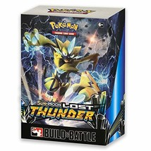 Pokemon 97712543826 TCG: Sun & Moon Lost Thunder Battle Box - $23.49