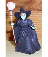 Wizzard of Ozz Wicked Witch rare Ornament - $12.64