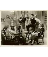 Wayne MORRIS Marjorie RAMBEAU William ORR Vintage PHOTO - $14.99
