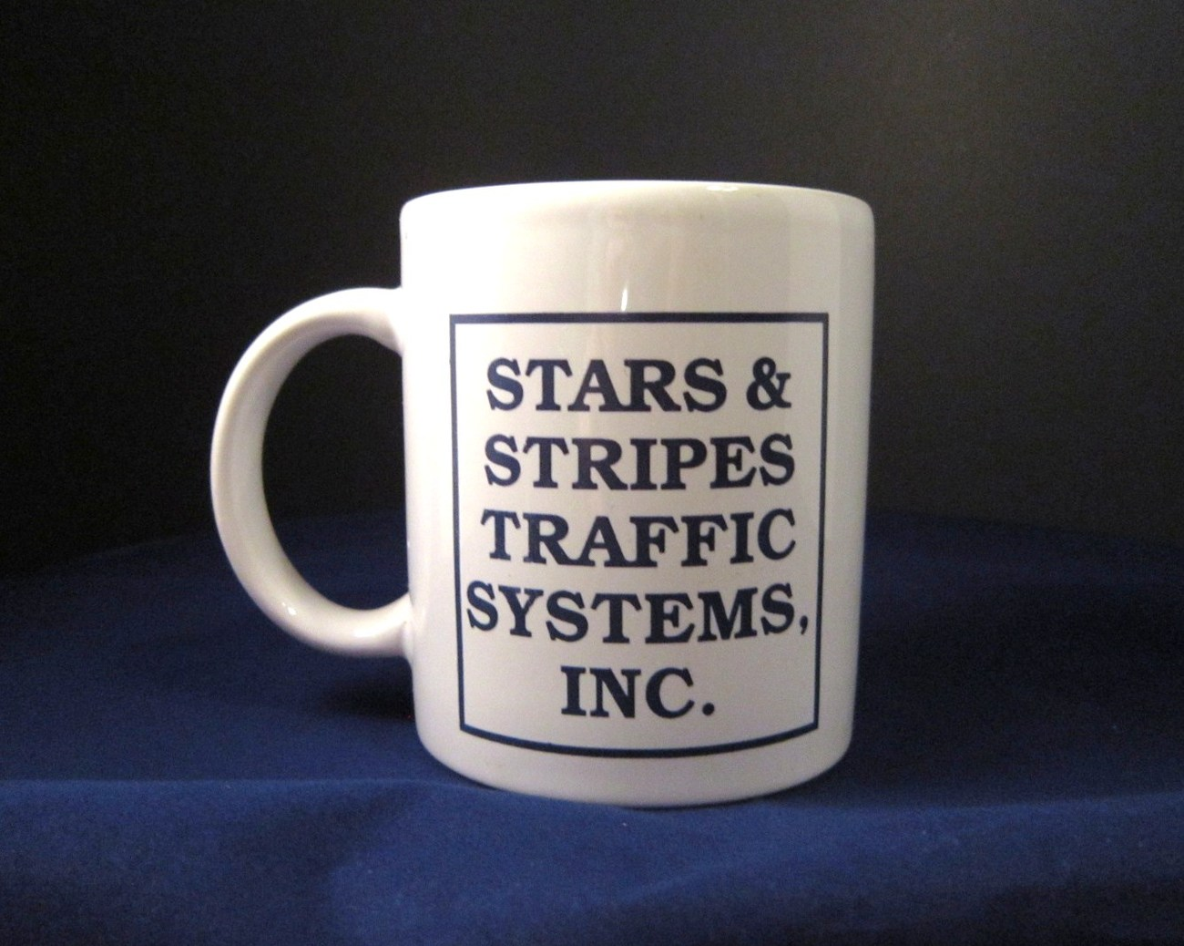 Stars & Stripes Traffic Systems, Alexandria, Louisiana Coffee Mug