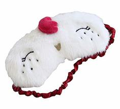 Cute Animal Cartoon Chicken Sleep Eye Mask Soft Eye Cover Blindfold Mask