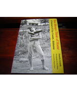 YOU ALWAYS THINK OF HOME PORTRAIT CLAY COUNTY ALABAMA PAMELA GRUNDY 0820... - $44.43