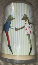 IKEA Tassa Natt Whimsical Dancing Frog Wall Sconce Light Dragonfly-like - $14.67
