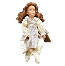Caroline Porcelain Doll by Pamela Phillips Georgetown Collection Kids Toy - $29.69
