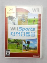 Nintendo Wii Sports Video Game with Case and Instruction Manual 2006 EUC - $19.95