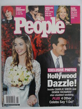 People Magazine 2002 July 1 Charlie Sheen Denis... - $11.99