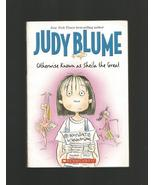 Judy Blume, Otherwise Known as Sheila the Great, 2004 Softcover Book - $4.50