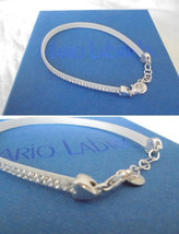 MISSMISS GIOIELLI ITALY bracelet in silver 925 and Swarovski crystals - $34.00