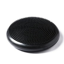 Akuan 33cm PVC Balance Yoga Balls Massage Pad Wheel Stability Disc Massa... - £14.57 GBP