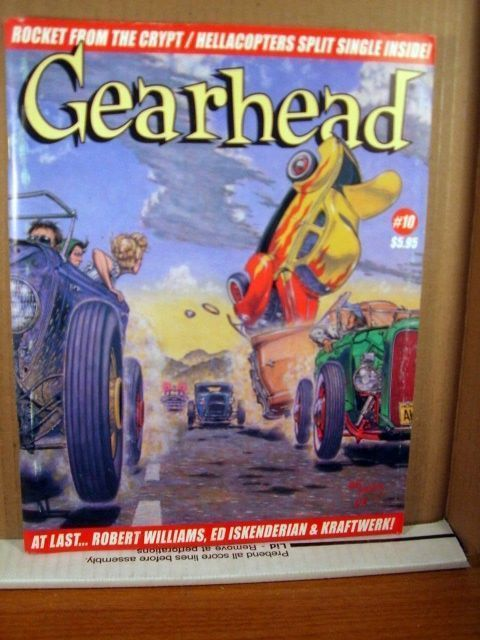 Gearhead Magazine Issue #10 Fall 1999