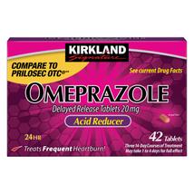 Kirkland Signature Omeprazole 20 mg., 42 Tablets - $20.73