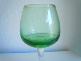 Lenox Gems Green Cordial Glass image 2