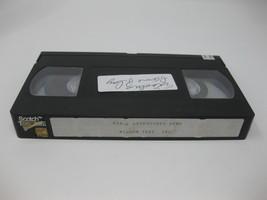 Wisdom Tree Color Dreams Internal VHS - Bible Adventures Exodus Game Play - $49.99