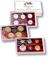 2007-S 90% Silver Proof Set United States Mint Original Government Packa... - $59.95
