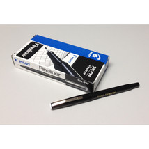 SW-PPF 0.4mm Fineliner BLACK Pen (Pack of 12),Pilot, for Drawing - $24.99