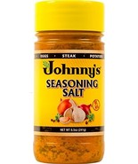 Johnny's Fine Food Seasoning Salt Bottle, 8.5 Ounce - $7.49