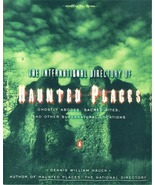 The International Directory of Haunted Places - $15.95