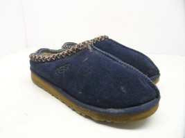 UGG Australia Toddler's & Kid's Tasman Slippers Navy Youth Size 4M - $28.49