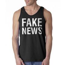 Fake News Men's Tank Top - $19.79+