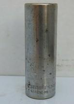 Vintage Craftsman 13/16 Deep Socket, V Series, #47527, 12 Point 1/2ʺ Drive - $12.24
