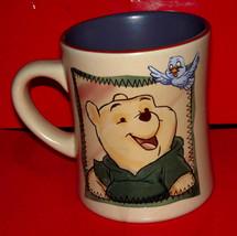 Winnie The Pooh Coffee Mug*RARE/HARD To Find Vintage Disney - $15.76