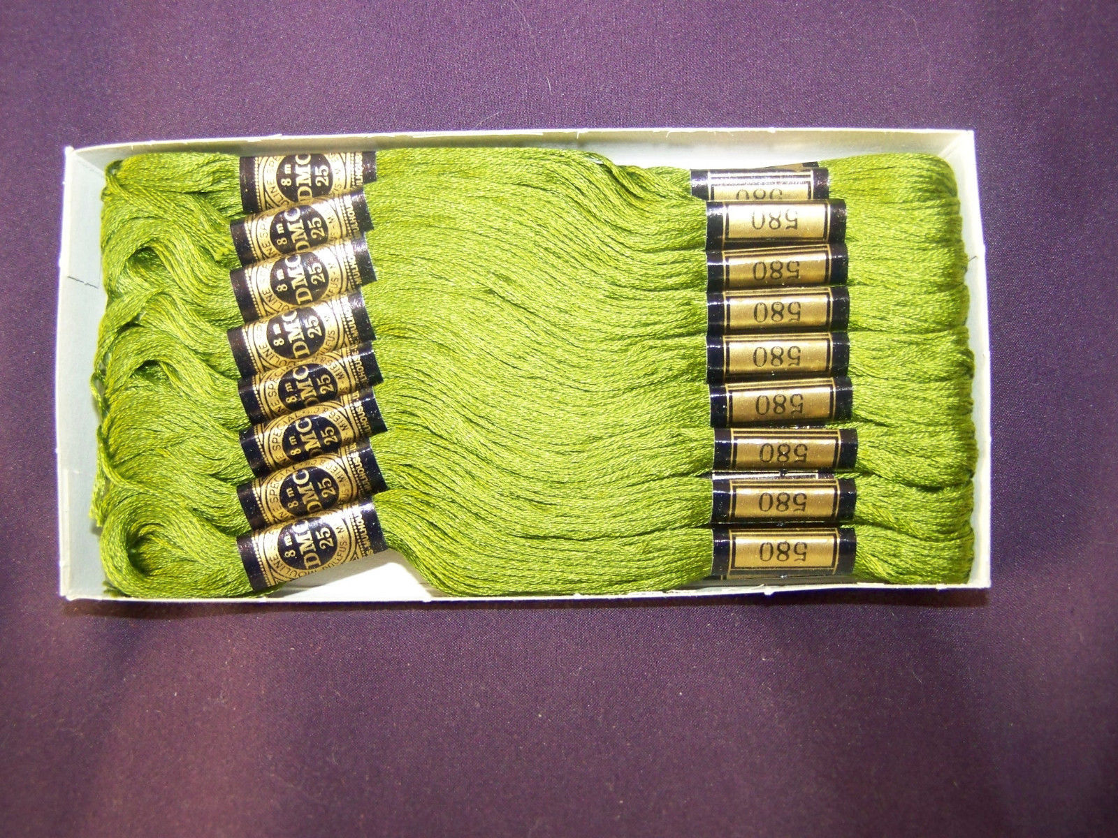 Mouline Special DMC Thread~24 skeins~NEW in and similar items