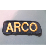 ARCO Sew On Jacket or Uniform Patches (5)-Vintage - $12.00