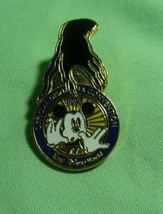 Walt Disney World 1997 Disneyana Convention Logo Mickey Mouse Pin - $19.95