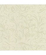Flourish Taupe 14ct Jim Shore perforated paper ... - $5.40