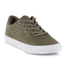 Fila Men's Distress Casual Sneakers Lows Taupe Size 12 - $63.00