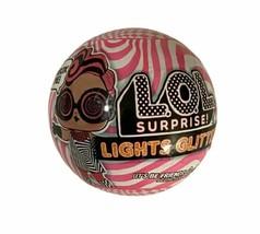 L.O.L. Surprise! Lights Glitter Doll with 8 Surprises w Black Light Surp... - $27.67